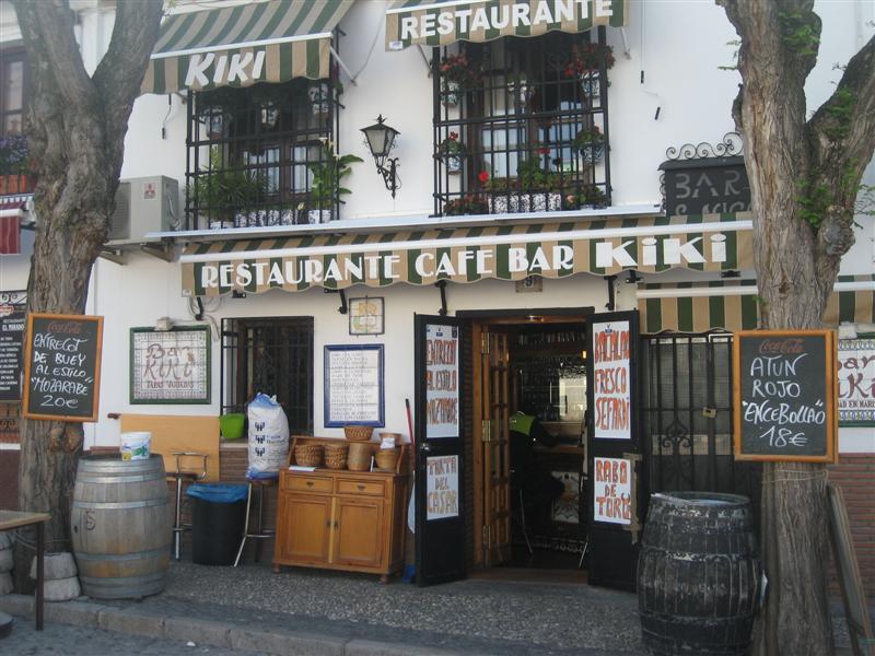 Bar, San Nicolás- Yogareise- Spanien(Medium)