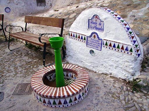 Granada, Yogareise- Spanien