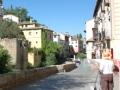 Granada, Paseo de los Tristes